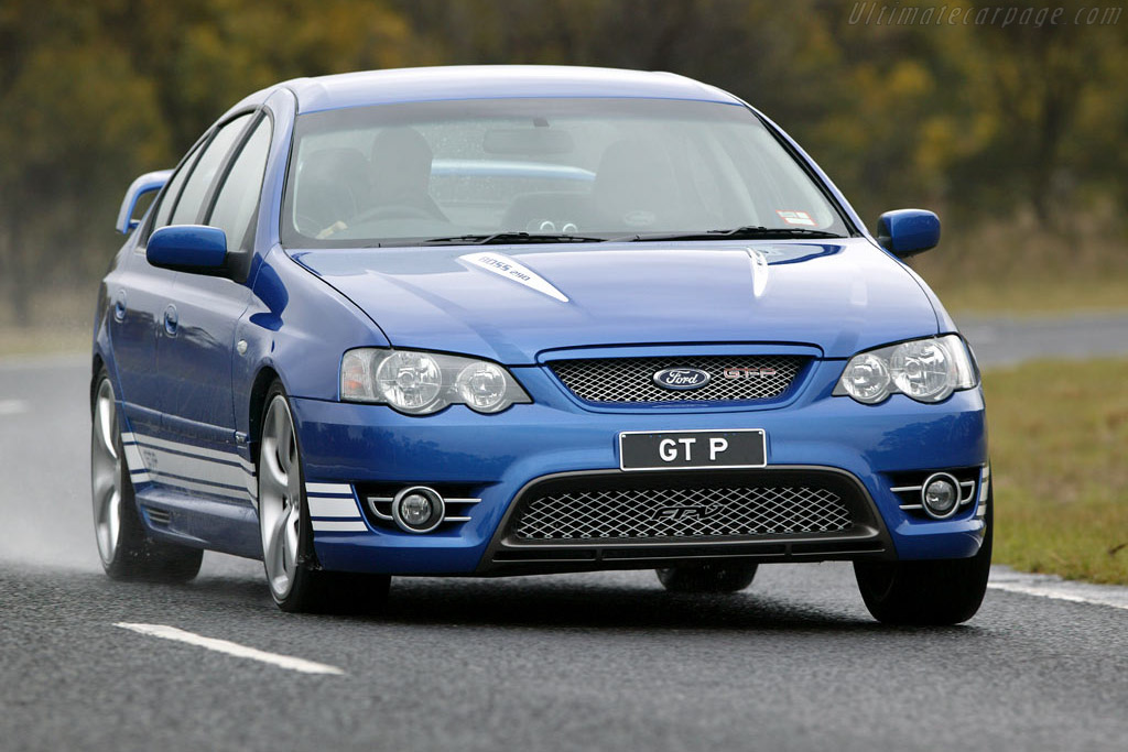 ford bf falcon fpv gt p images specifications  information