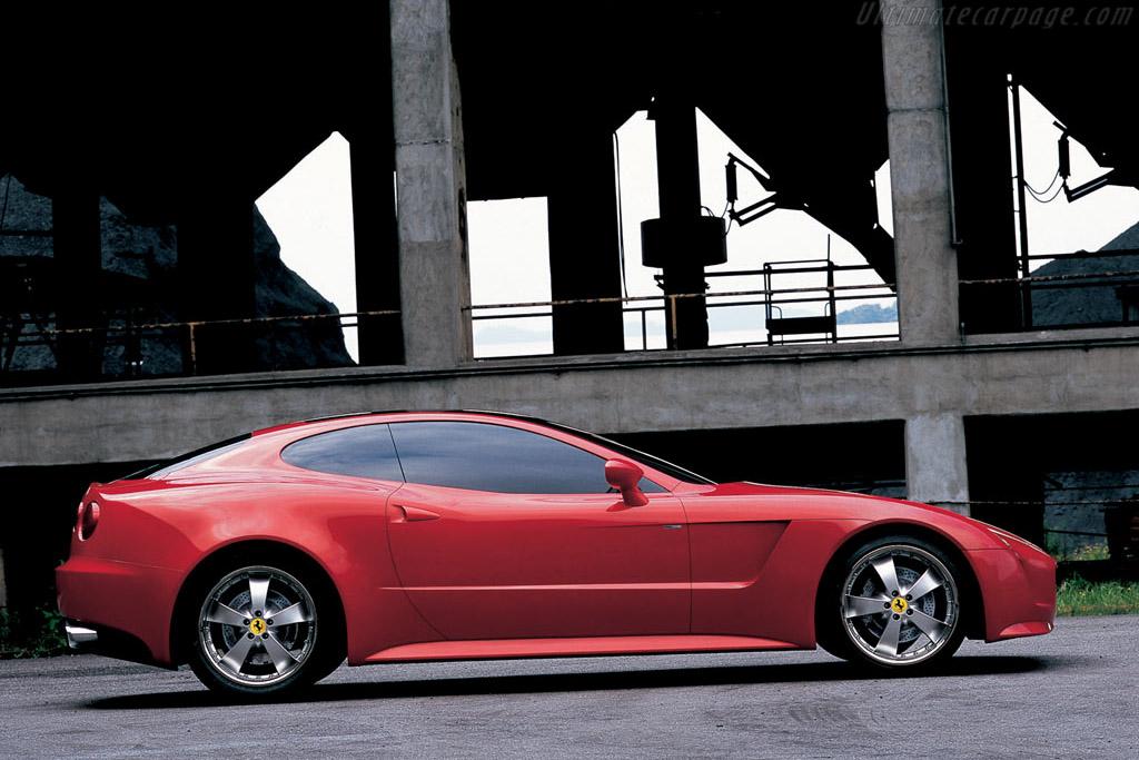 Ferrari GG50 Concept