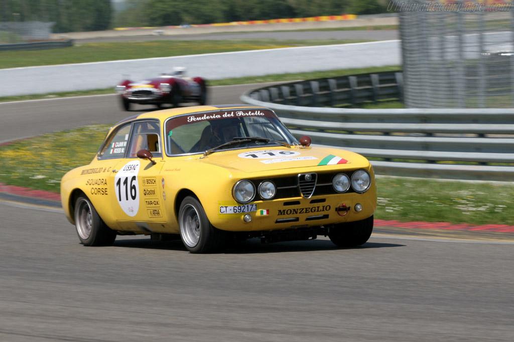 Alfa Romeo Giulia >> Alfa Romeo Giulia 1750 GTAm - 2005 Tour Auto