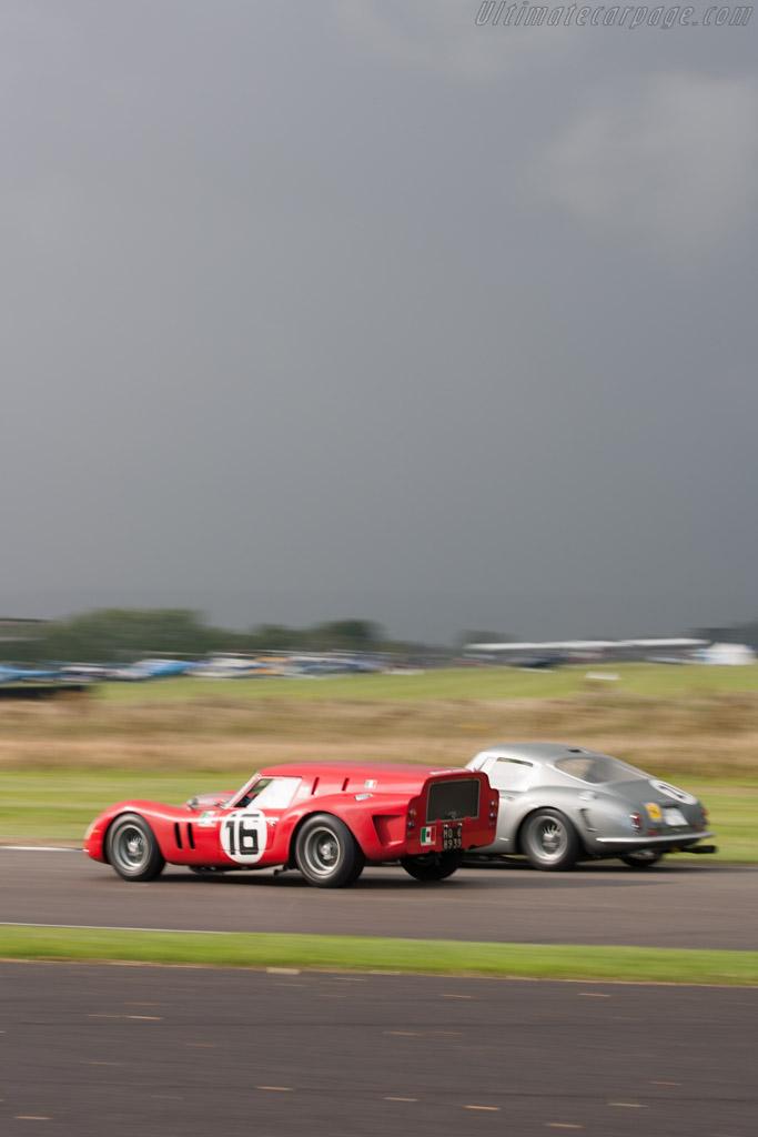 Ferrari 250 GT SWB 'Breadvan' - Chassis: 2819GT   - 2011 Goodwood Revival