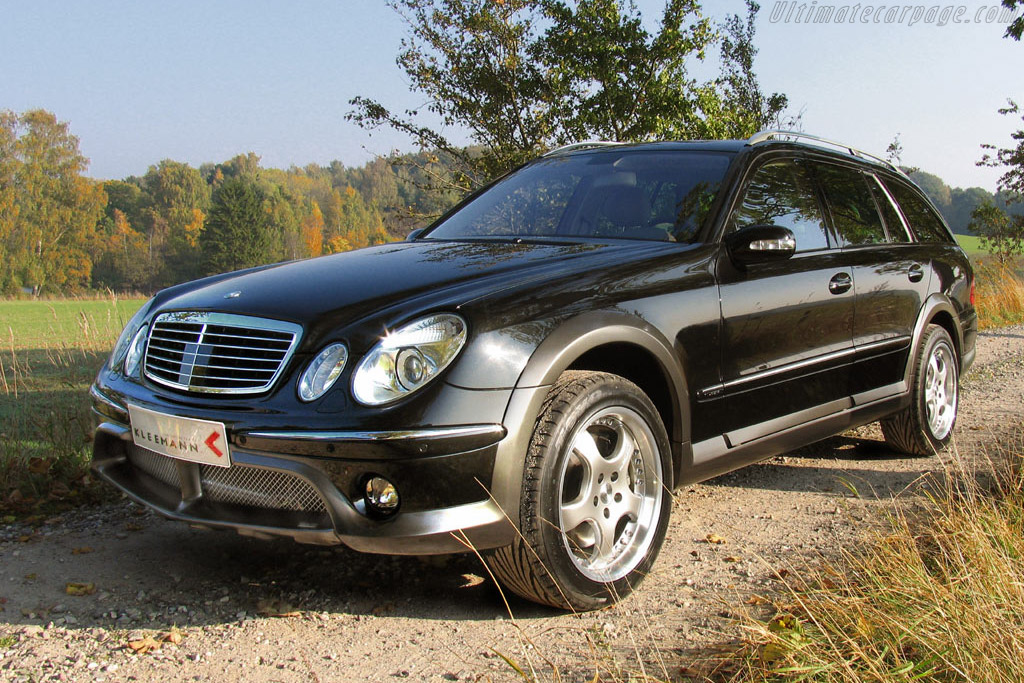 2005 Kleemann E 50K CC - Images, Specifications and Information