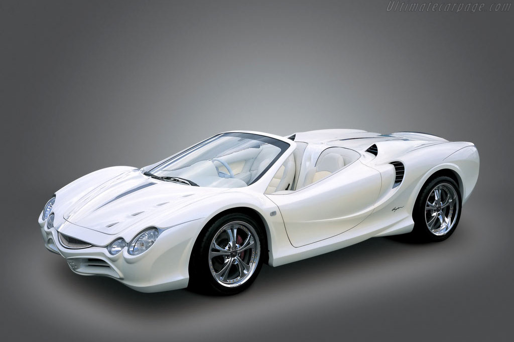 Click here to open the Mitsuoka Orochi Nude Top Concept gallery