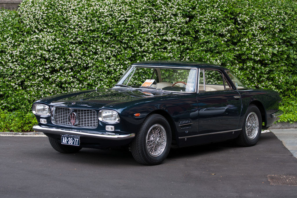 1961 1964 Maserati 5000 Gt Allemano Coupe Images