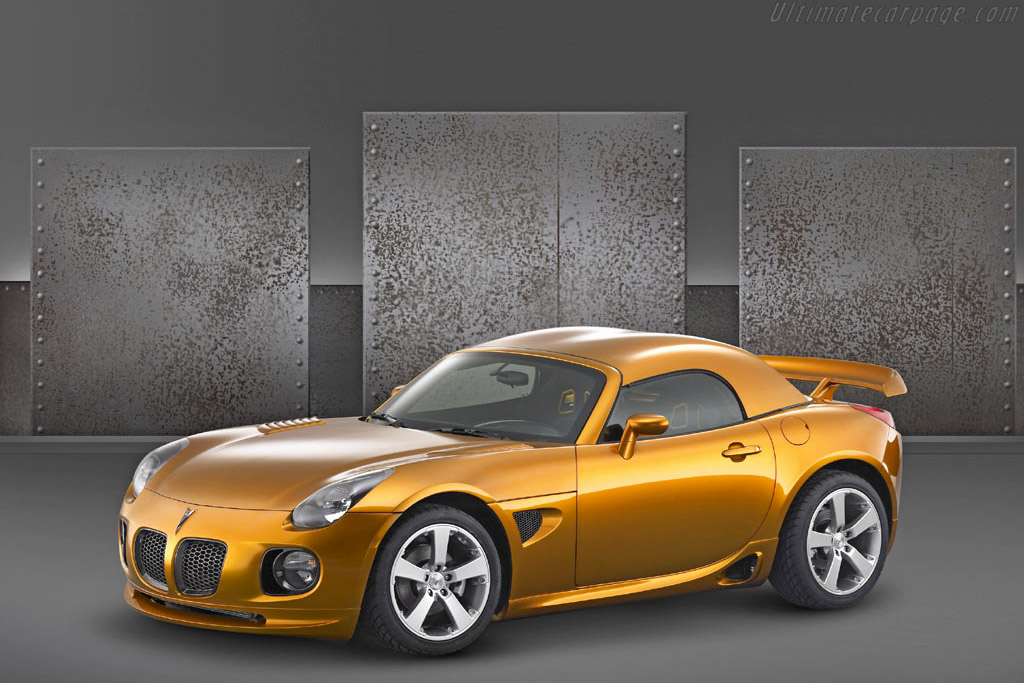 Click here to open the Pontiac Solstice Weekend Racer gallery