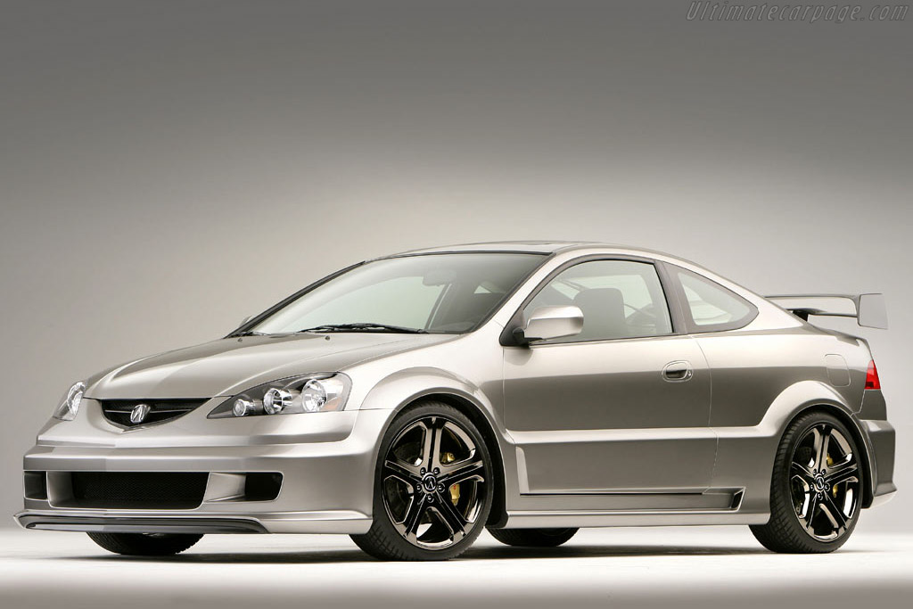 Click here to open the Acura RSX A-Spec Concept gallery