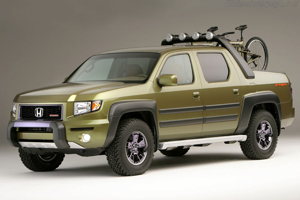Image Result For Honda Ridgeline Fender Flares