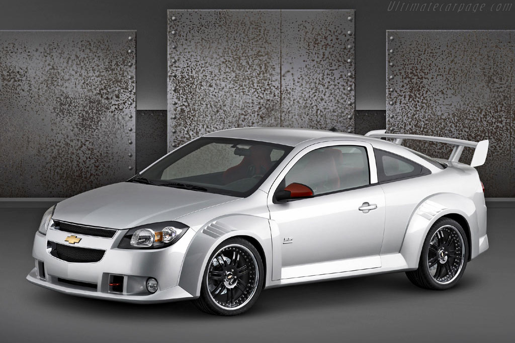 Chevrolet Cobalt SS Coupe Wide Body