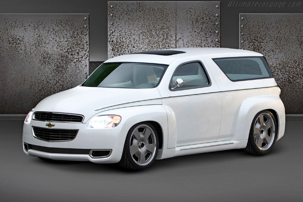 2005 Chevrolet HHR Concept - Images, Specifications and ...
