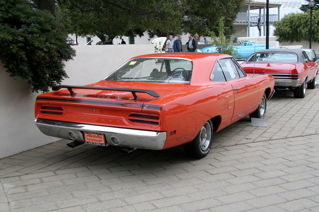 Plymouth Road Runner 383 HT Coupe - Chassis: RM23N0G 158691   - 2005 Monterey Peninsula Auctions and Sales