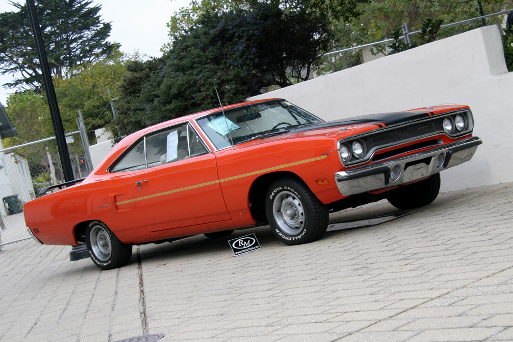 Click here to open the Plymouth Road Runner 383 HT Coupe gallery