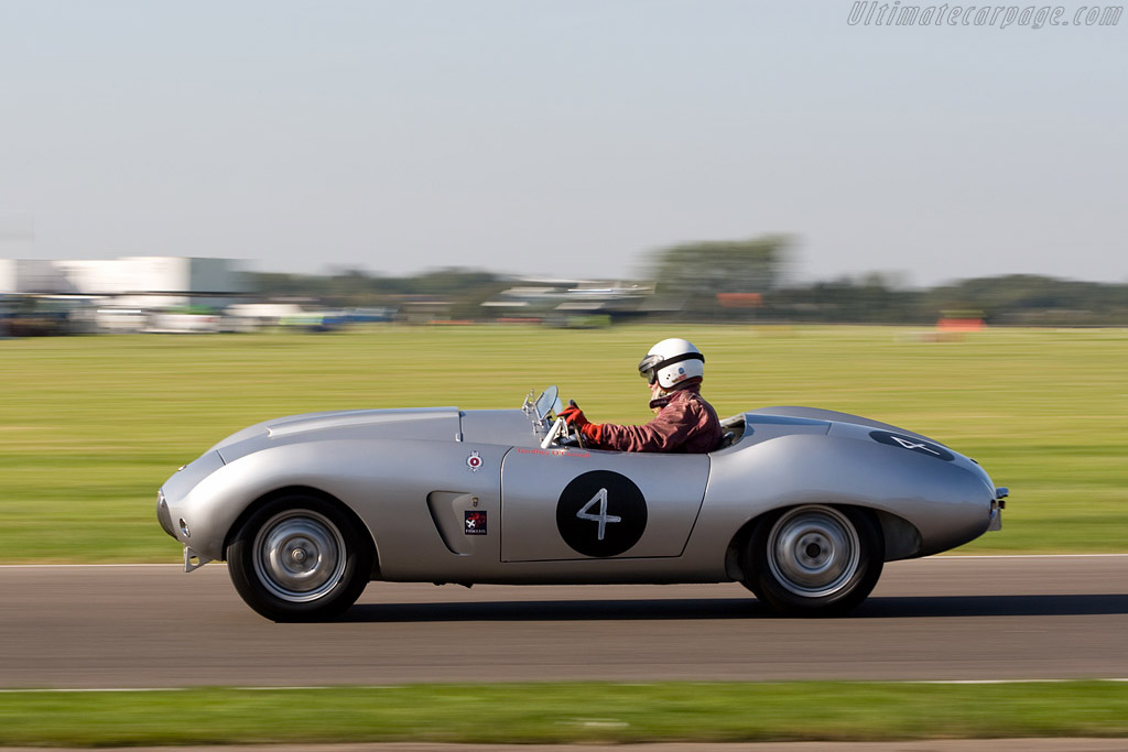 Arnolt Bristol Bolide Roadster - Chassis: 404/X/3072   - 2008 Goodwood Revival