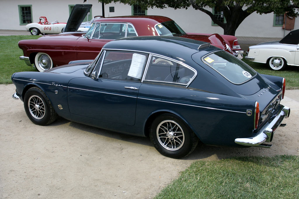 Sunbeam Tiger Harrington Coupe - Chassis: B9472164   - 2005 Monterey Peninsula Auctions and Sales