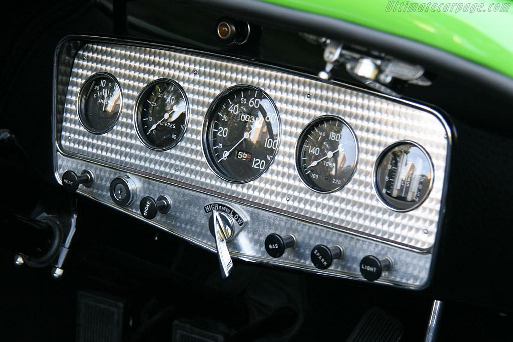 Auburn 12-160A Speedster    - 2005 New York City Concours d'Elegance