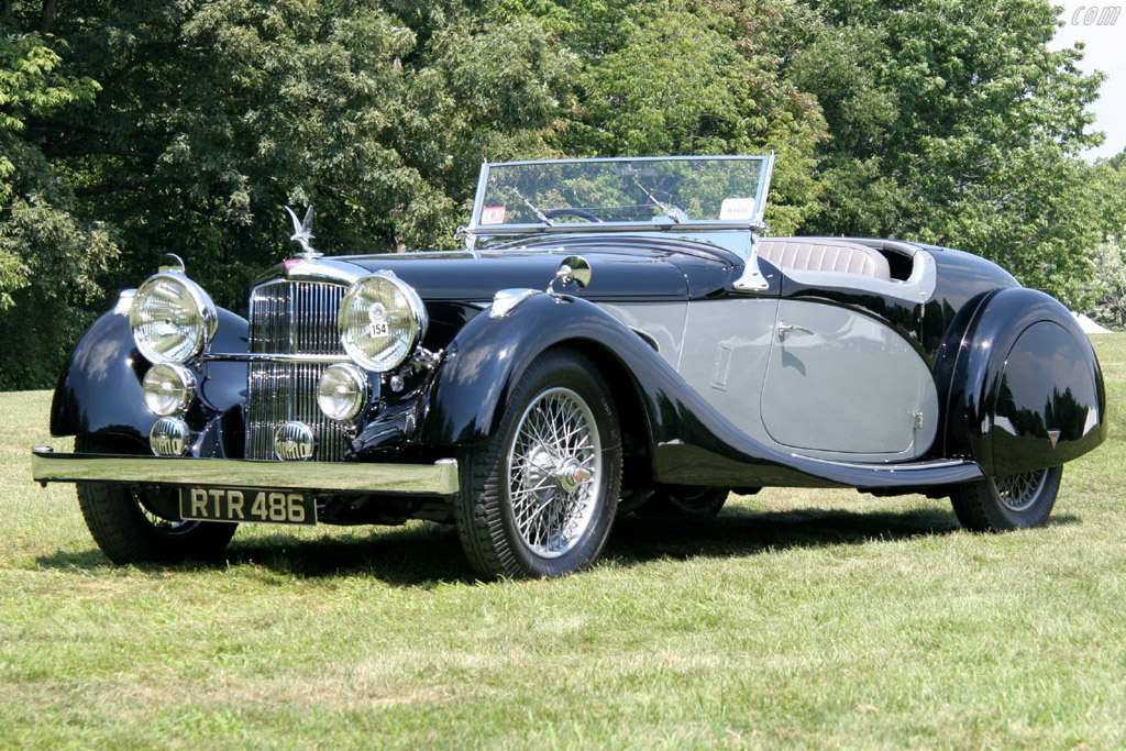 Click here to open the Alvis Speed 25 Offord Roadster gallery