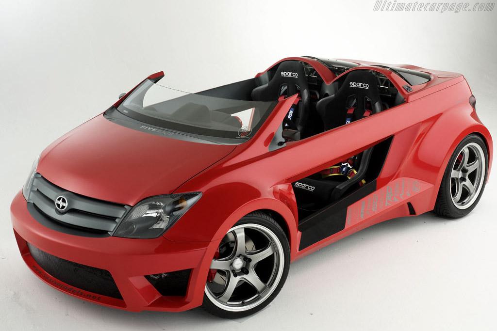Scion xA Speedster Concept