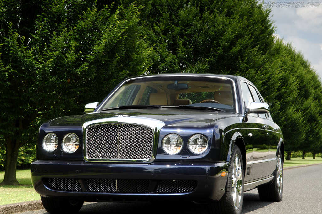 Click here to open the Bentley Arnage Blue Train gallery