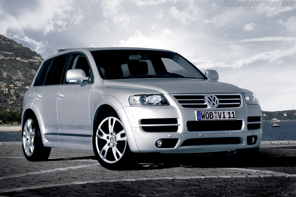 2005 Volkswagen Touareg W12 Sport Images Specifications And