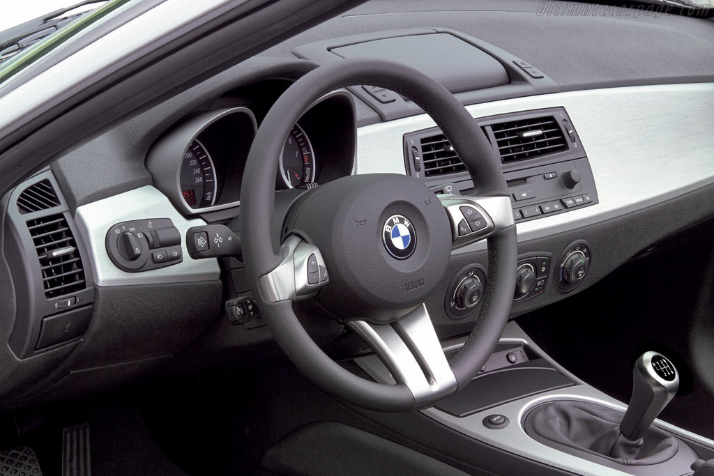 BMW Z4 Roadster 3.0is