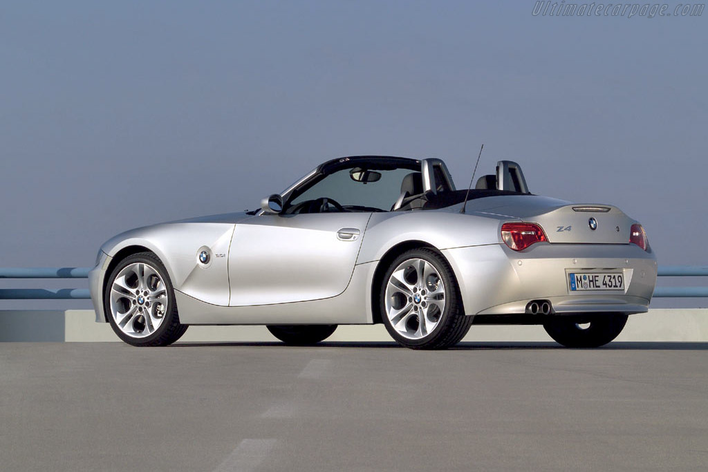 Bmw Z4 Roadster 3 0is