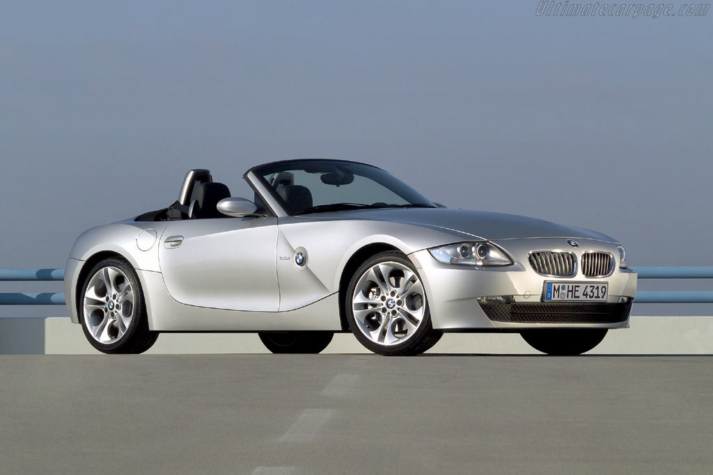 Click here to open the BMW Z4 Roadster 3.0is gallery