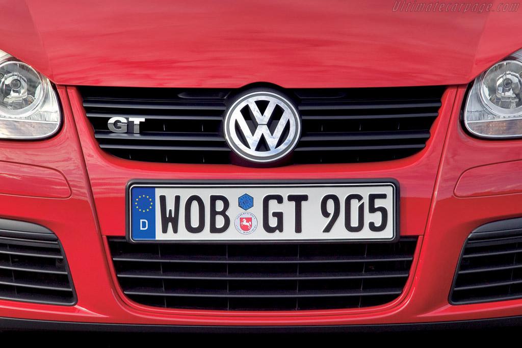 Volkswagen Golf V GT