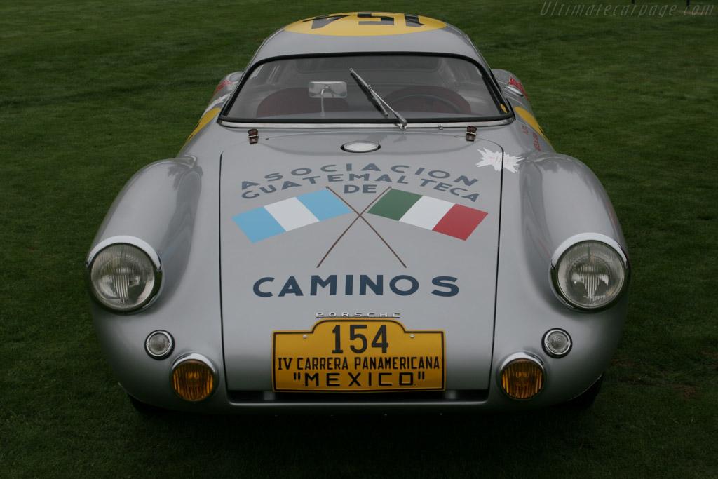 Porsche 550 Coupe