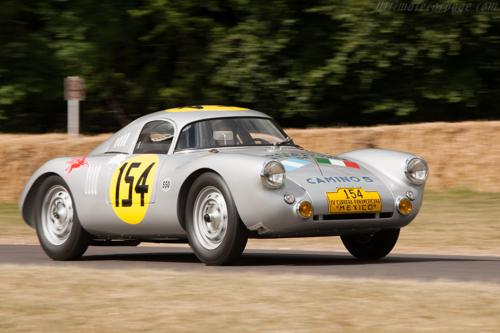 Click here to open the Porsche 550 Coupe gallery