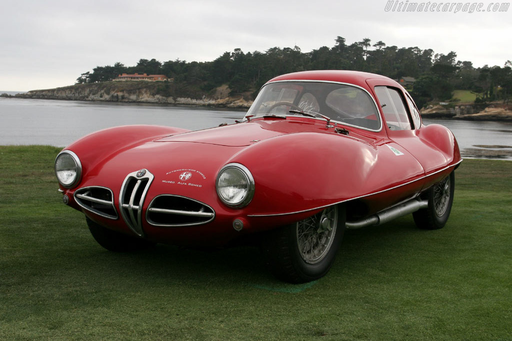 Click here to open the Alfa Romeo C52 Disco Volante Coupe gallery