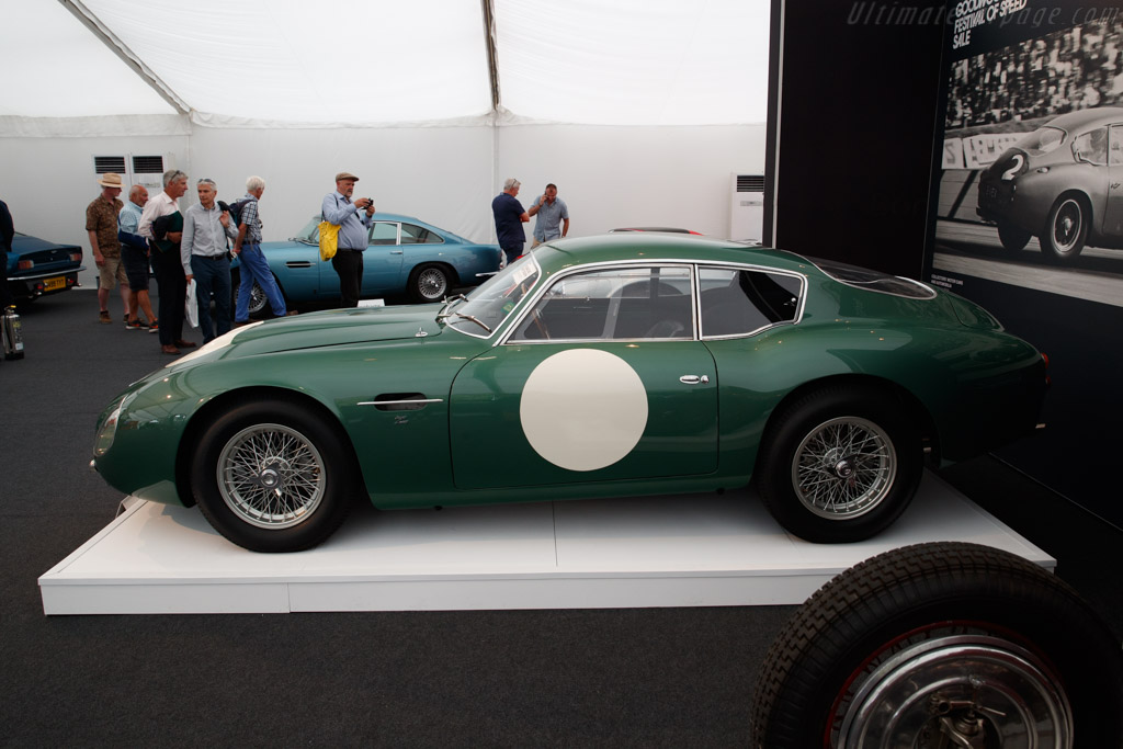Aston Martin DB4 GT Zagato - Chassis: DB4GT/0183/R   - 2018 Goodwood Festival of Speed