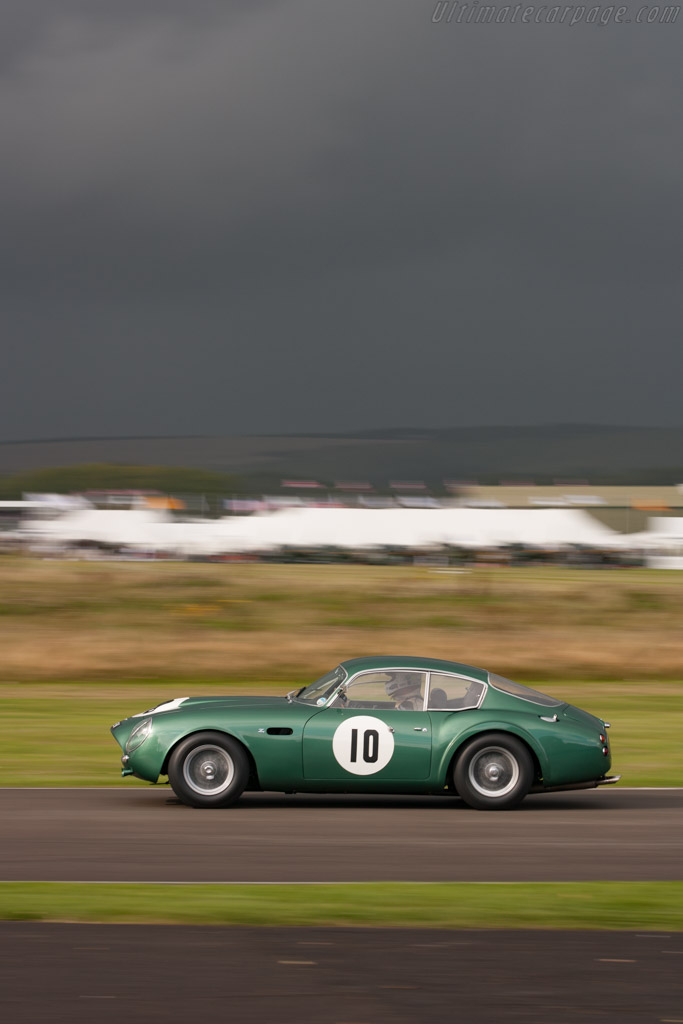 Aston Martin DB4 GT Zagato - Chassis: DB4GT/0182/R  - 2011 Goodwood Revival