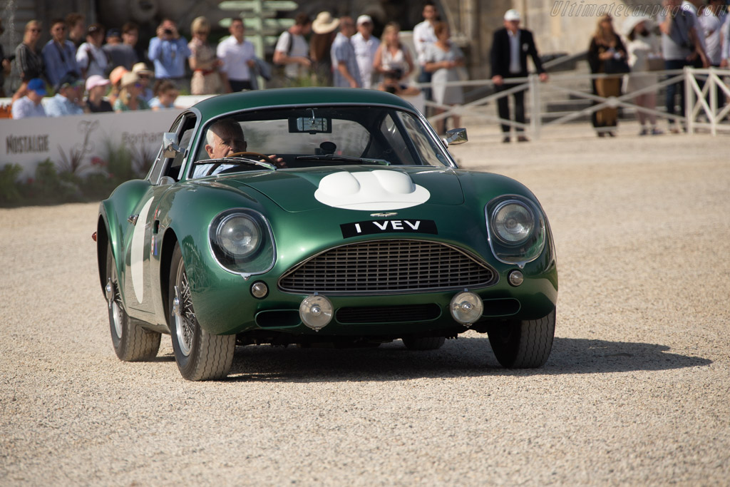Aston Martin DB4 GT Zagato - Chassis: DB4GT/0182/R  - 2019 Chantilly Arts & Elegance