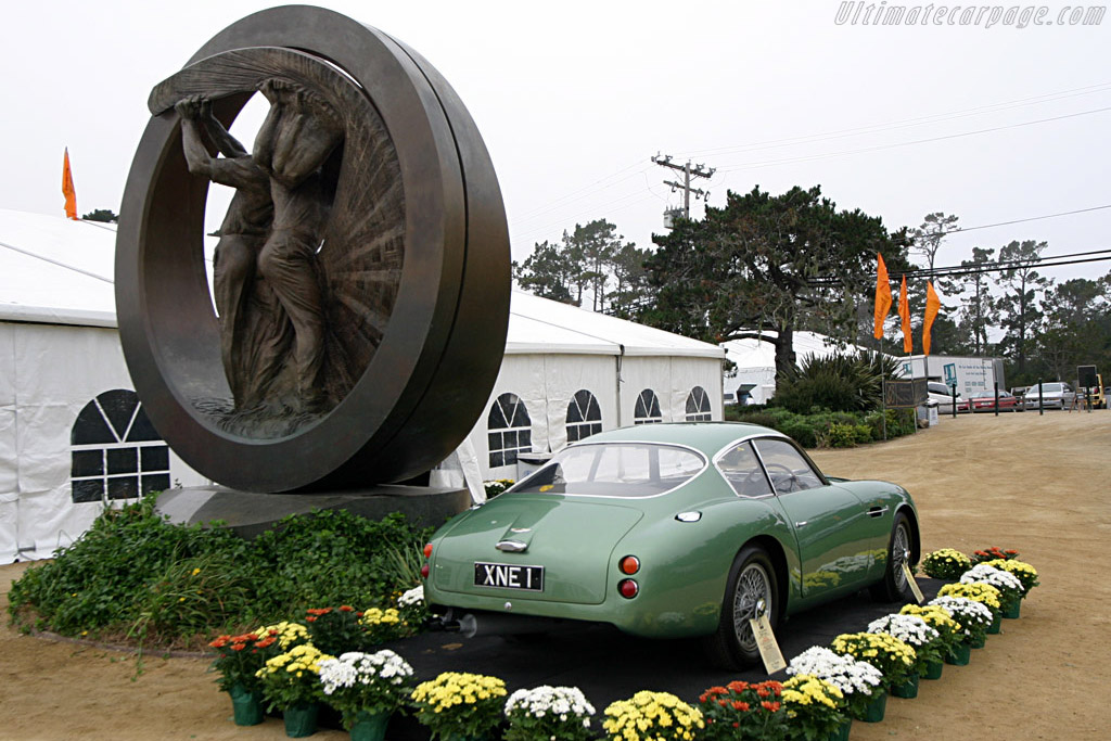 Aston Martin DB4 GT Zagato - Chassis: DB4GT/0185/R   - 2005 Monterey Peninsula Auctions and Sales