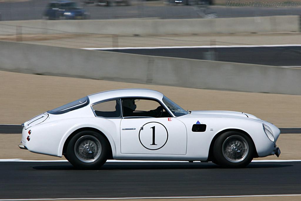 Aston Martin DB4 GT Zagato - Chassis: DB4GT/0180/L  - 2006 Monterey Historic Automobile Races