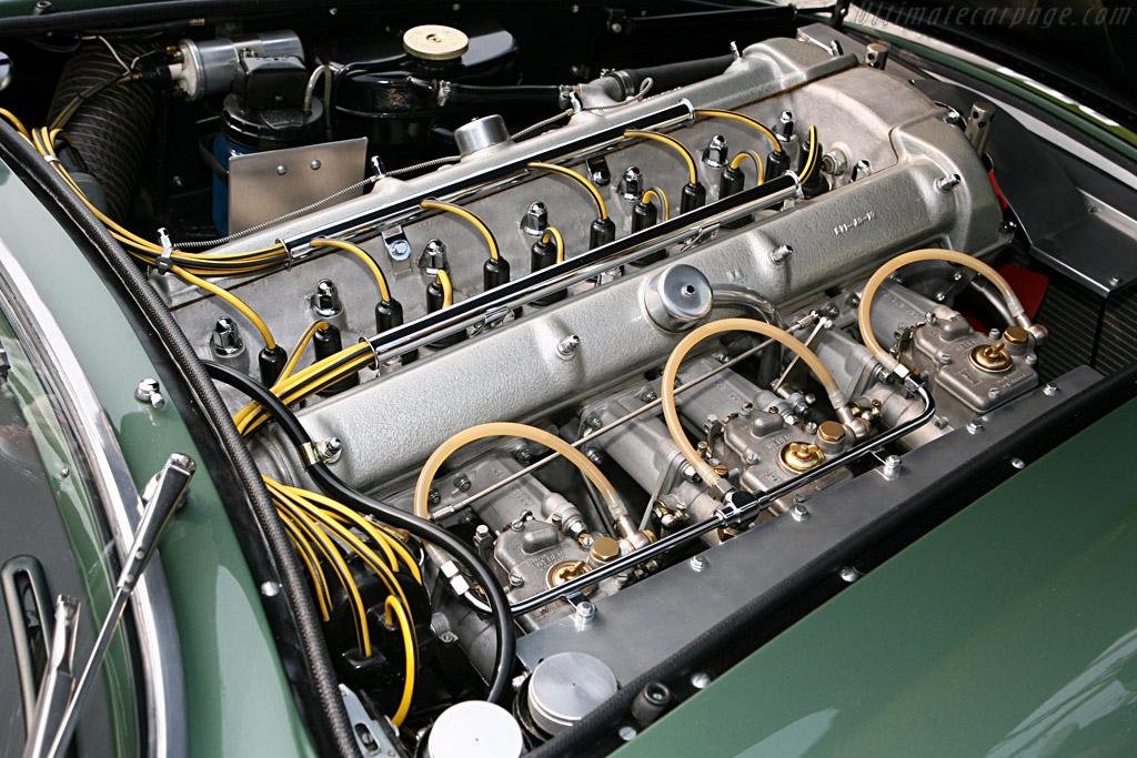 Aston Martin DB4 GT Zagato - Chassis: DB4GT/0186/R   - 2007 Concorso d'Eleganza Villa d'Este