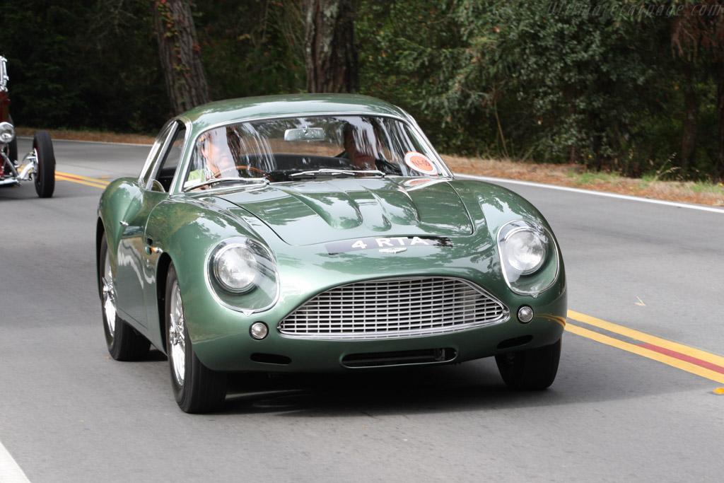 Aston Martin DB4 GT Zagato - Chassis: DB4GT/0186/R   - 2007 Pebble Beach Concours d'Elegance