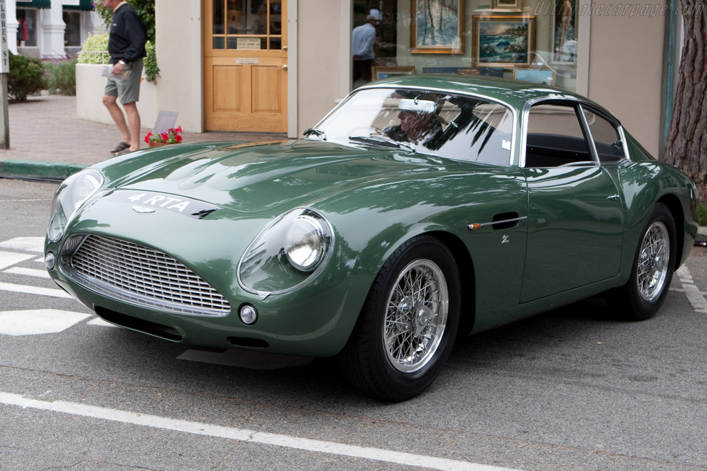 Aston Martin DB4 GT Zagato - Chassis: DB4GT/0186/R   - 2009 Concours on the Avenue