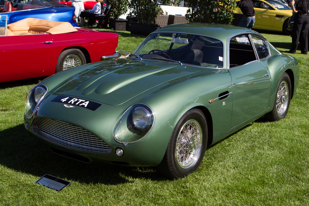 1960 1962 Aston Martin Db4 Gt Zagato Images Specifications And Information
