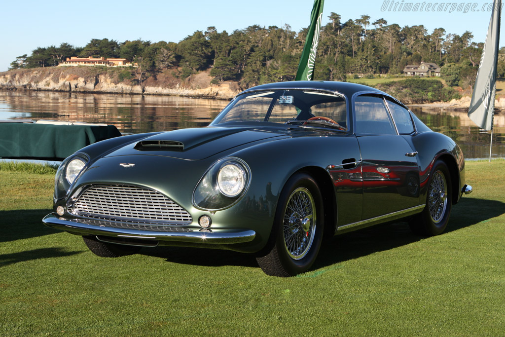 Aston Martin DB4 GT Zagato - Chassis: DB4GT/0187/L  - 2007 Pebble Beach Concours d'Elegance
