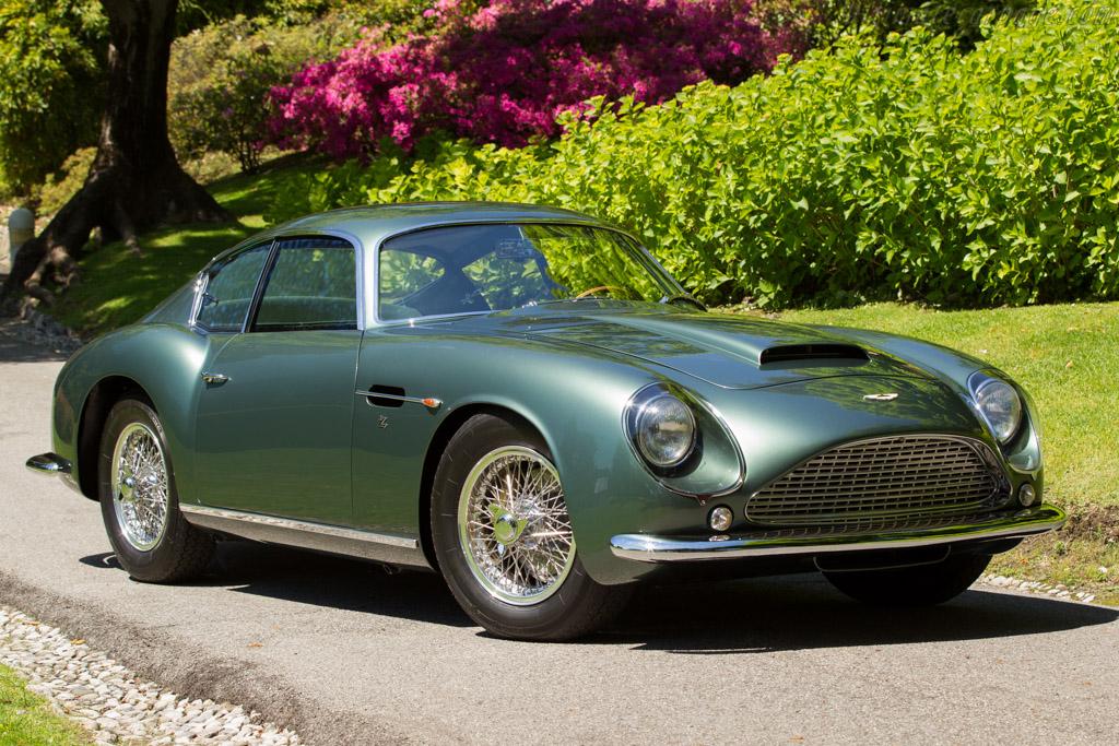 Aston Martin DB4 GT Zagato - Chassis: DB4GT/0187/L   - 2016 Concorso d'Eleganza Villa d'Este