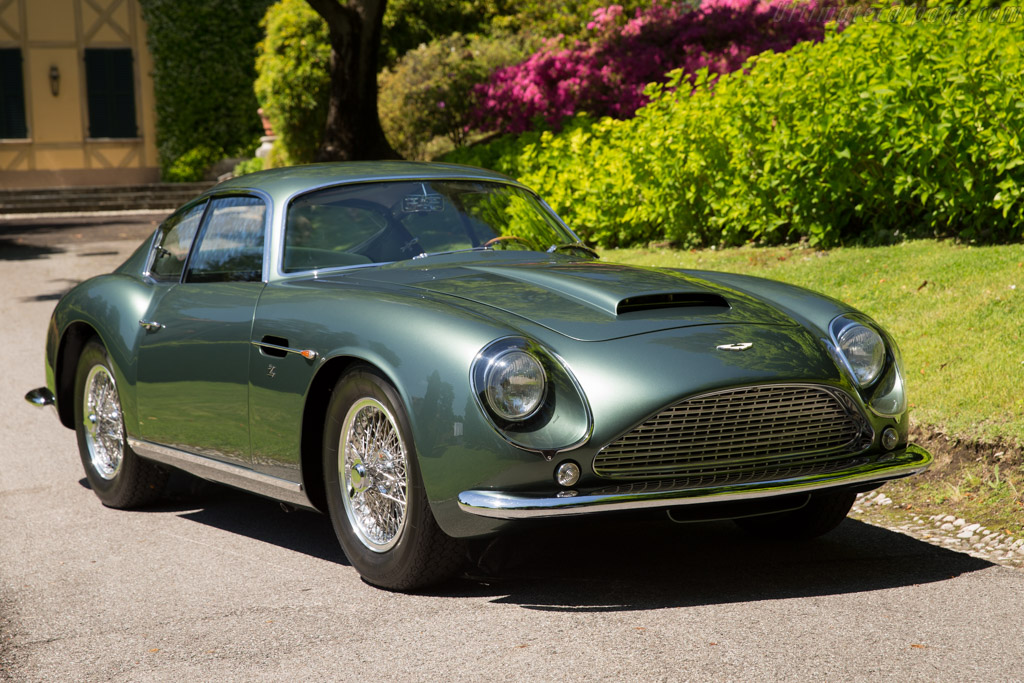 1961 Aston Martin Db4 Gt Zagato Chassis Db4gt 0187 L