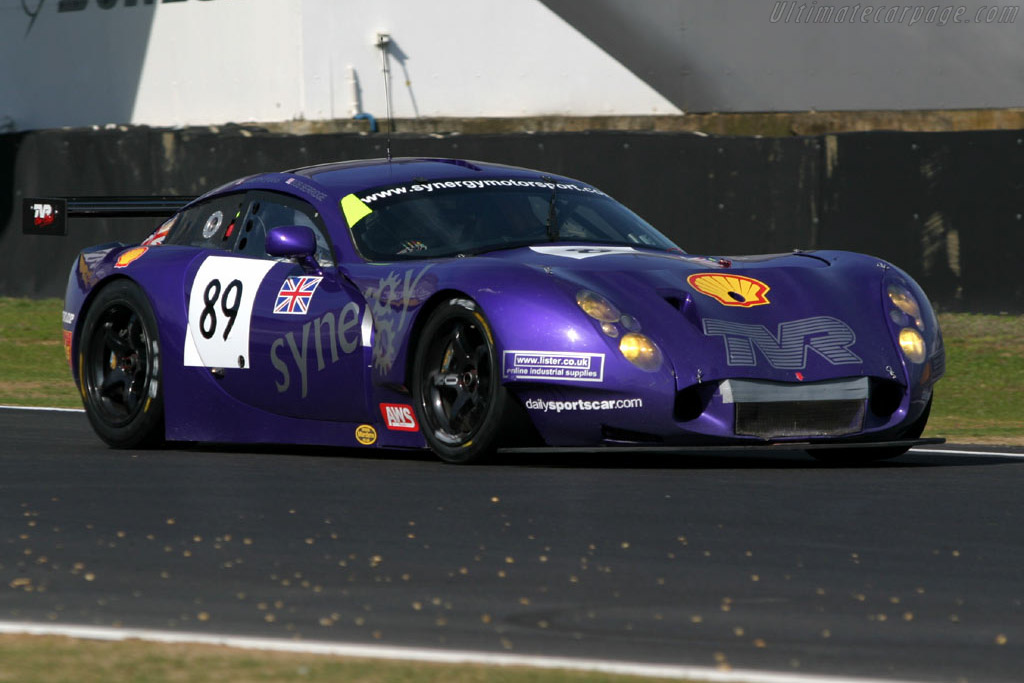 TVR Tuscan T400R