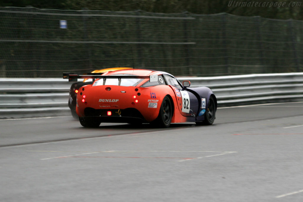 TVR Tuscan T400R - Chassis: SDTLA18A33B001104  - 2005 Le Mans Endurance Series Spa 1000 km
