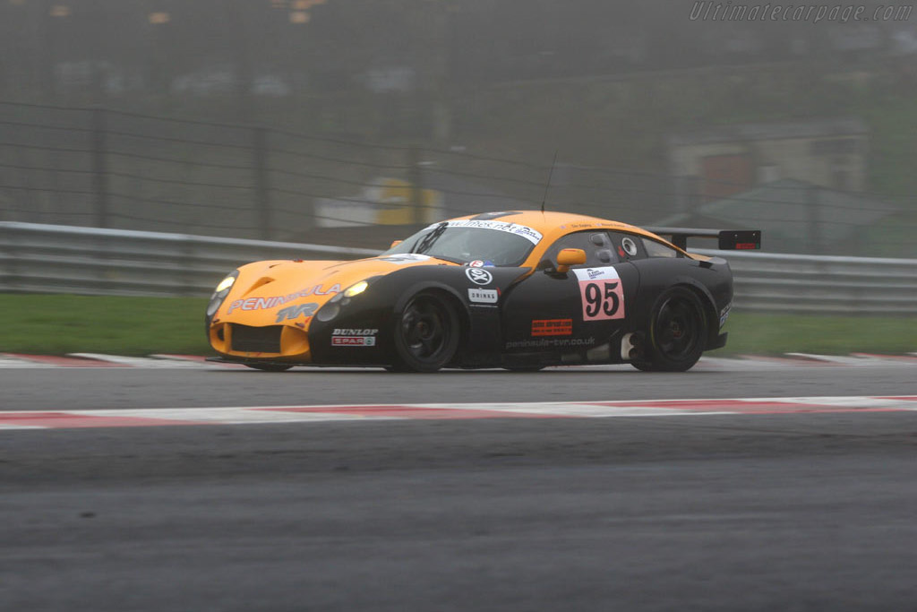 TVR Tuscan T400R - Chassis: 1227   - 2005 Le Mans Endurance Series Spa 1000 km
