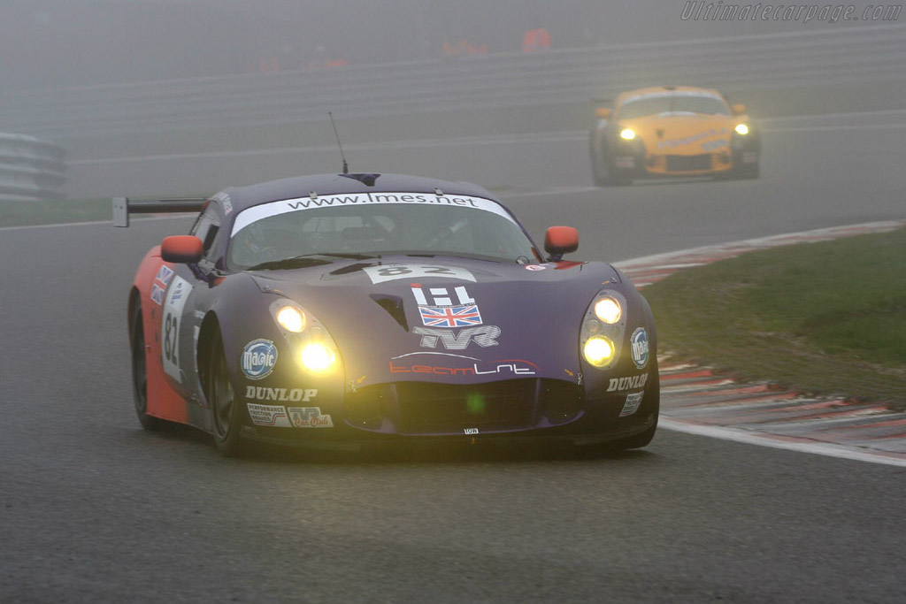 TVR Tuscan T400R - Chassis: 1104   - 2005 Le Mans Endurance Series Spa 1000 km