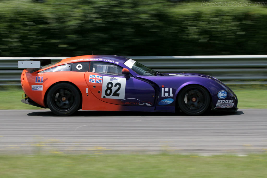 TVR Tuscan T400R - Chassis: 1104   - 2005 Le Mans Series Monza 1000 km