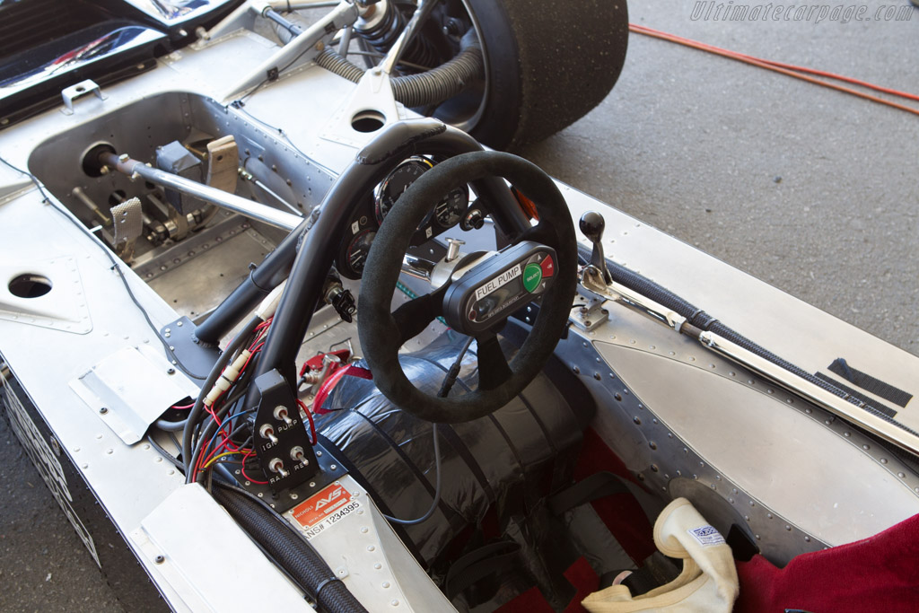 Shadow DN3 Cosworth - Chassis: DN3-5A   - 2013 Monterey Motorsports Reunion
