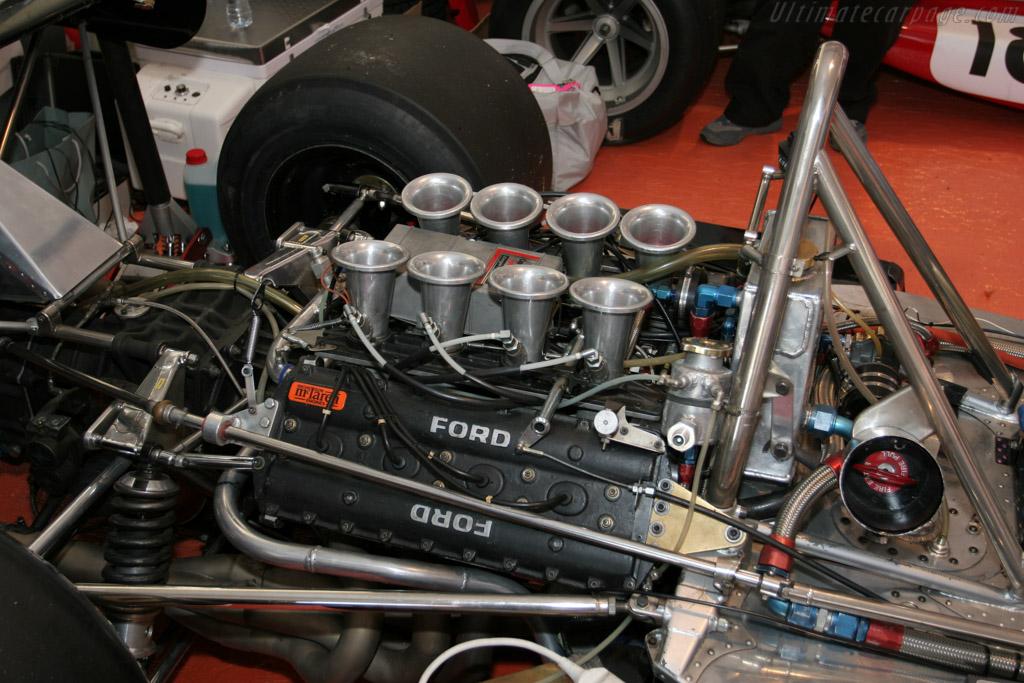 Shadow DN3 Cosworth - Chassis: DN3-3A   - 2006 Monaco Historic Grand Prix
