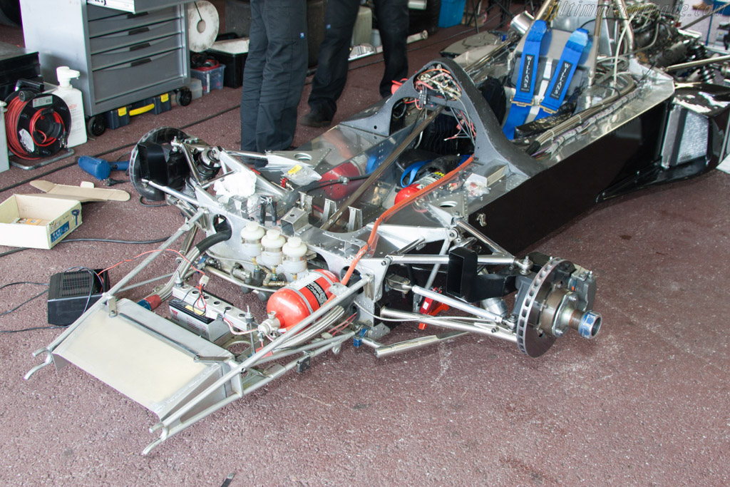 Shadow DN3 Cosworth - Chassis: DN3-3A   - 2012 Monaco Historic Grand Prix