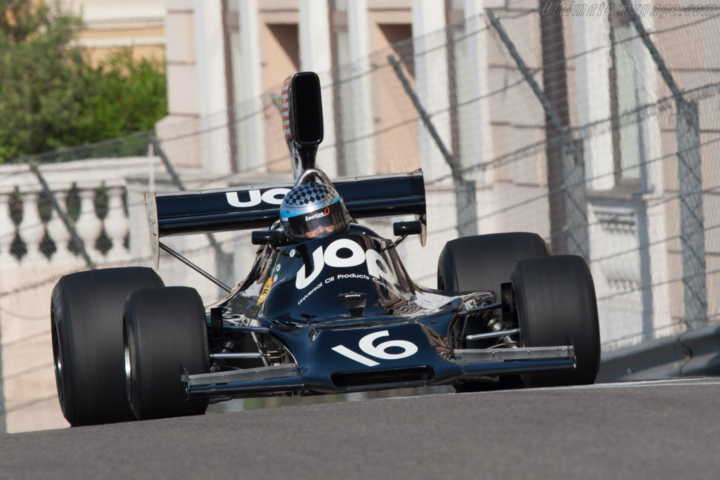 Shadow DN3 Cosworth - Chassis: DN3-3A   - 2012 Monaco Historic Grand Prix