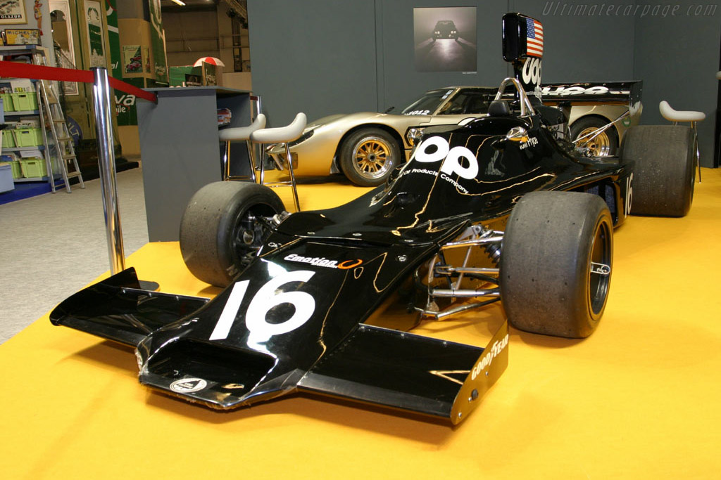 Shadow DN3 Cosworth - Chassis: DN3-3A   - 2005 Retromobile